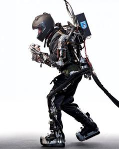 Exoskeleton of American firm the Raytheon